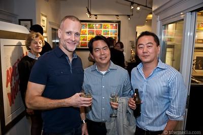 Kevin Barton,  Bruce Ito, and David Wang