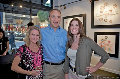 Mary Thorsby, Tom Ryglinski, and Anna Seeger