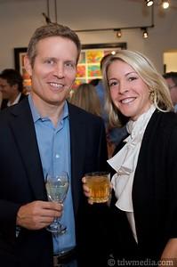 John Chilcott and Christine Neubert