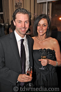 Jonathan Condit and Gina Calhoun