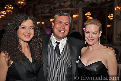 Elana Urbansky, Adrian Fick and Jennifer Schaefer Fick