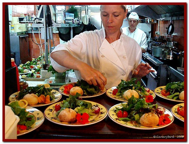 chef & salads