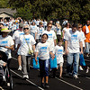 Friends of the Poor Walk at Highland Junior High Saturday.