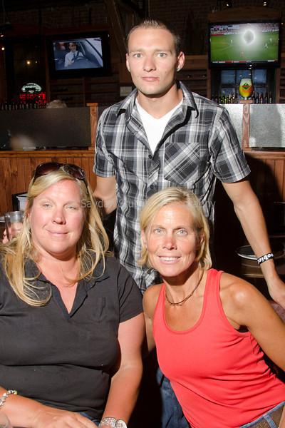Kirsten, Mike & Jen.