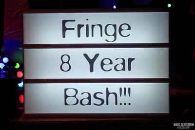 Fringe 8 Year Anniversary 7-15-2017