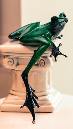 Frogman Sat June 10 Bronze Frog Gallery