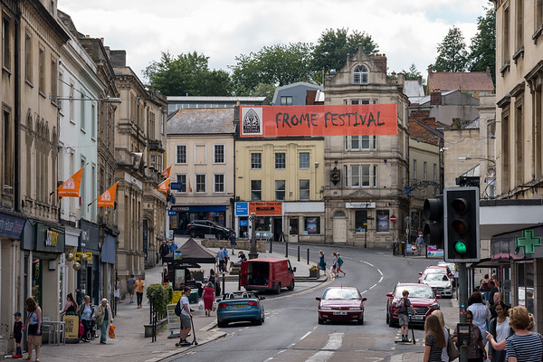 Frome Festival Flags