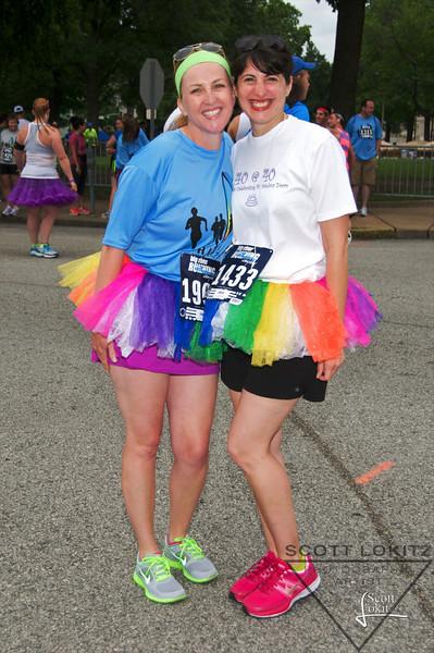 Front Runner's 5K Run at PrideFest