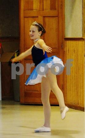 Hollingsworth dancer Sara.