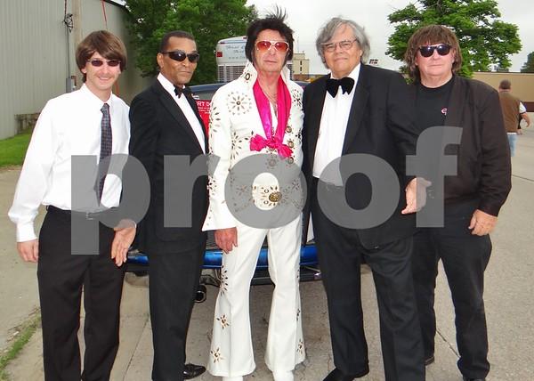 Jordan Yates, Maurice Jules, Eddie Simpson, Larry Lind, and Jack Yates.