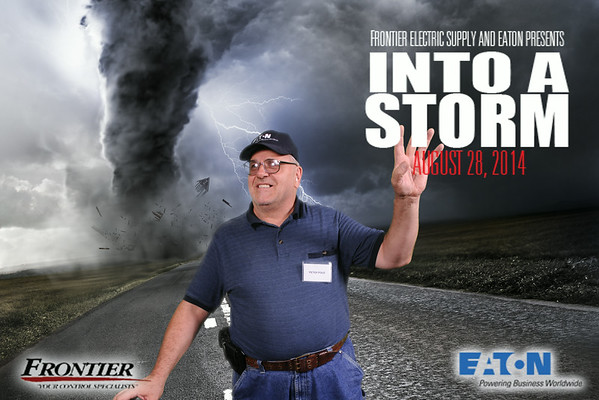 "Frontier & Eaton Electric ""Into A Storm"""