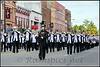 CHS Marching Band, participating in the 2012 Frontiers Day Parade.