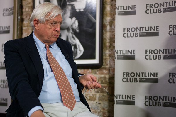 BBC World Affairs Editor John Simpson