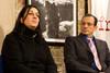 Dr Maha Azzam and Noman Benotman