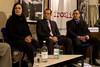 Dr Maha Azzam, Noman Benotman and Camille Tawil