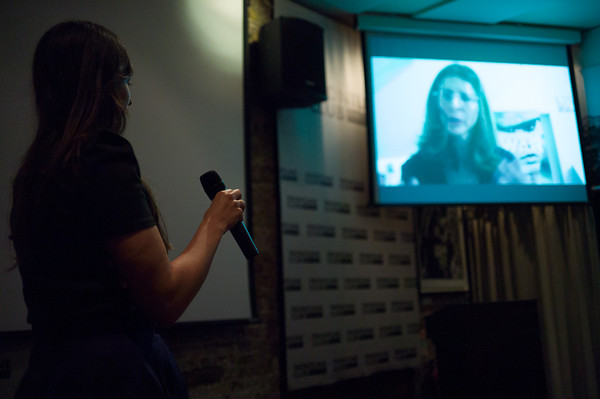 Wotienke Vermeer, Frontline's Documentary Programmer talks to Amy Ziering