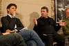 Ian Katz and David Aaronovitch