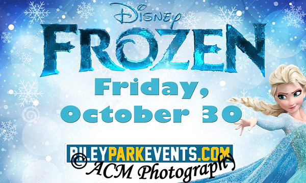 Frozen Movie Night 10.30.15