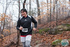 The fog and rain didn't stop adventurous runners from taking the trails on Kessler Mountain during Fayetteville's Frozen Toes 15k, Saturday.<br /> <br /> Photos for this race have been paid for courtesy of Fayetteville Parks and Recreation.  Race Participants are granted permission to make any and all prints and to post online as wanted for personal use only. This authorization pertains to and only to the images that begin with the numbers Frozen Toes - Megan 0001.