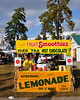 The Lemonade & Smoothies were flowing on Sunday, Oct. 4th, as the Fryeburg Fair opened for the 159th year.