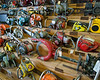 Antique Chainsaw Collection
