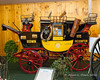 Antique Wagons display