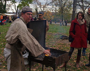 Ft Tryon Park - Reinactment of the Battle of Washington Heights