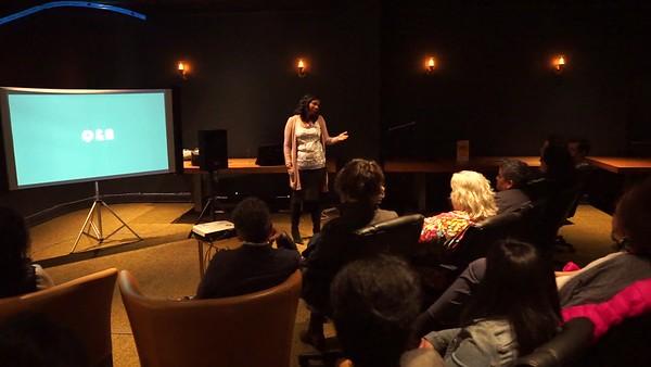 Sangita Kumar Presentation Q&A  3/8/18