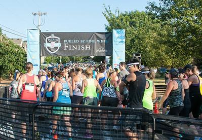 Fueled By Fine Wine - 1/2 Marathon July 13, 2014