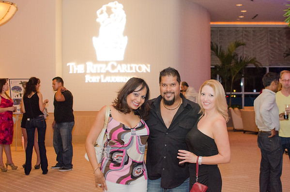 Full Moon Party at Ritz-Carlton