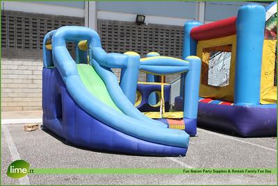 Fun Nation Party  Supplies  & Rentals Family Fun Day