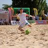 Suzuki Swiss Soccer Beach League 2013, Neuchâtel, BSC Bienne Hatchets vs BSC Thun