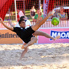 Suzuki Swiss Soccer Beach League 2013, Neuchâtel, BSC Sable Dancers vs BSC Scorpions Basel