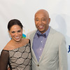 Soledad O'brien & Russell Simmons