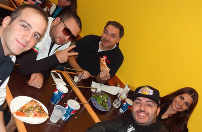 Pizza Night @Johnny's Pizza