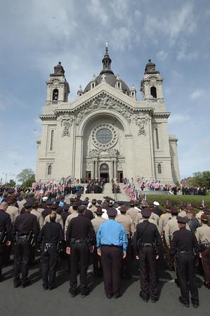 Funeral Mass for Sgt. Joseph Bergeron