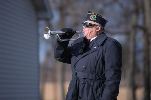 World War II Veteran Funeral