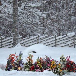 Fotograf på Österlen i Skåne - minnesbilder vid begravning