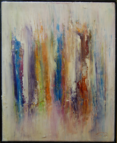 Le Show<br /> 20 x 16 Oil on Canvas<br /> Patrice Brunet<br /> $295