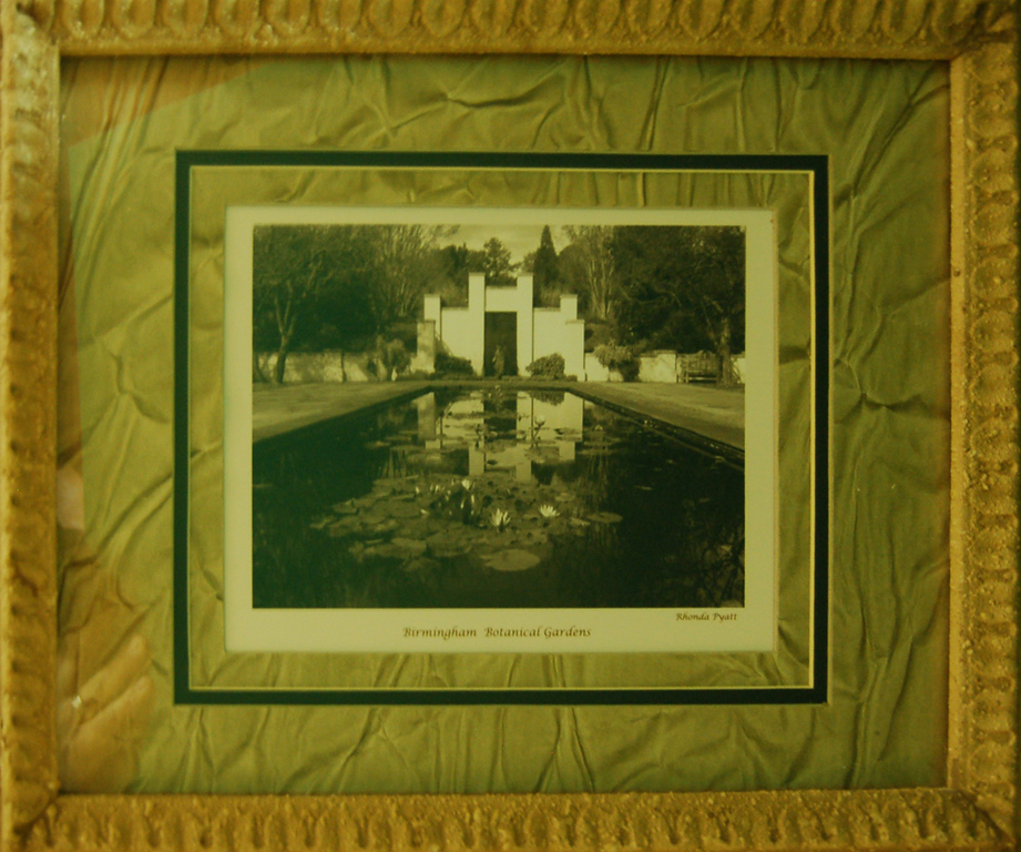 Reflections<br /> 8 x 10 Framed Photograph (1 of 2)<br /> Rhonda Pyatt<br /> $90 for Pair
