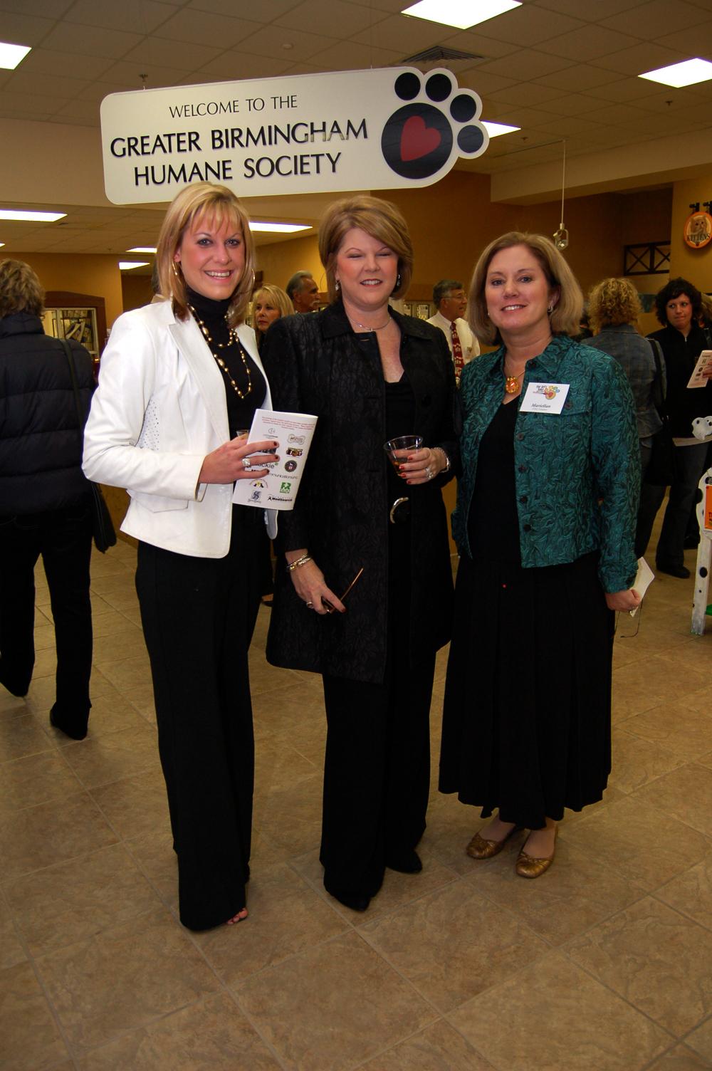 Katherine Mayer, Cheryl Mayer and Mariellan