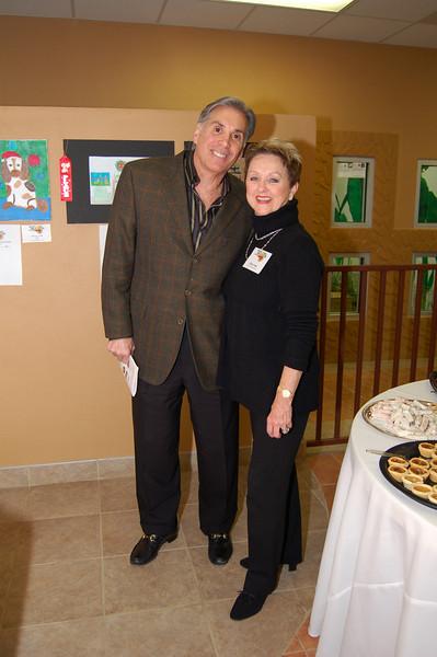 Sara Ann Polhemus (FASG Artist) & Paul Friedman, Jr.