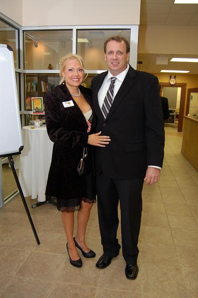 Mary Margaret (FASG Artist) & Chris Binkley