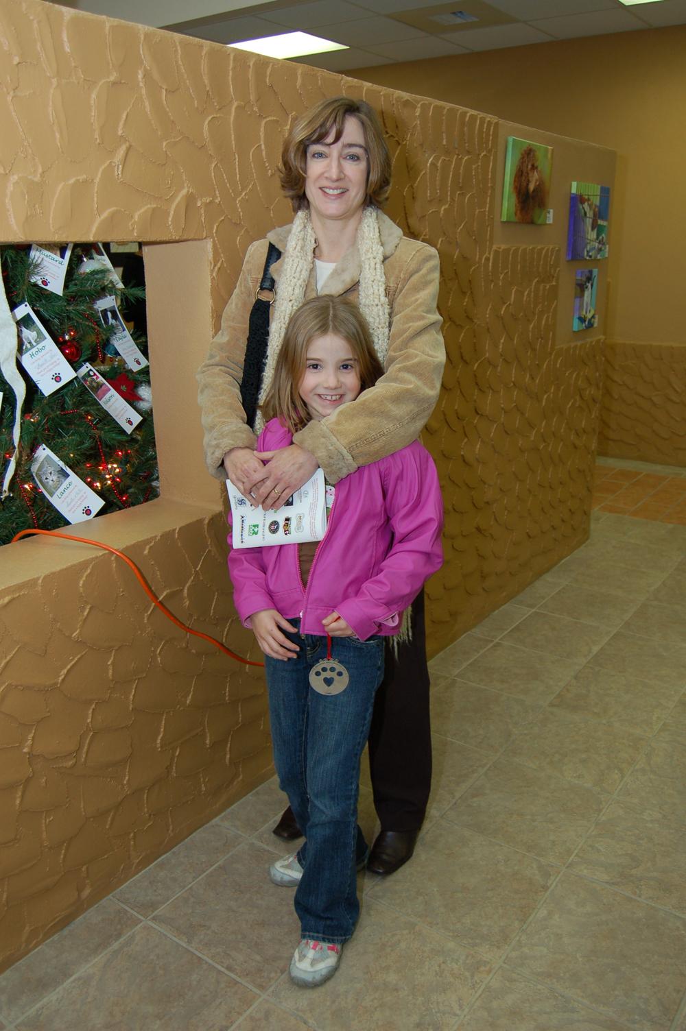 Emily & Olivia Murray