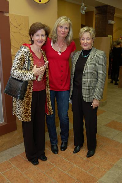 Lisa Thompson Smith, Cindy Williams & Janie Montgomery