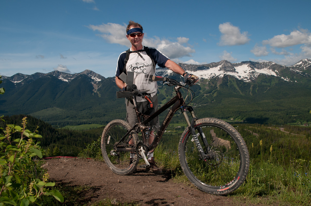 Fernie Trail Builder (one of many).  Thanks.