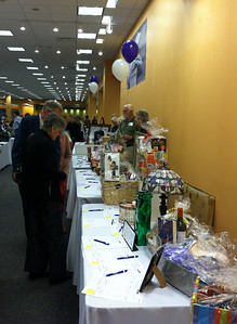 Silent Auction items offered by the Holyoke Public Library.