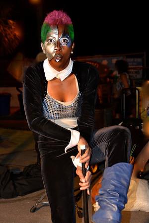 Fuzion Chalk Circus Event