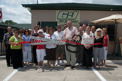 G & J Warehouse Ribbon Cutting
