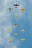 Different formation for Black Jack Squadron.